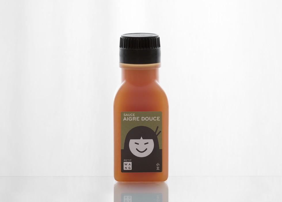Sauce Aigre Douce PETIT WANG 100ml (par 24 unités)