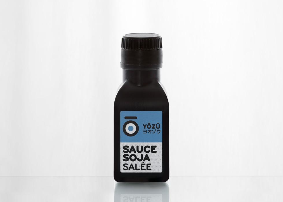 Sauce Soja Salée 100ml (par 24 unités)
