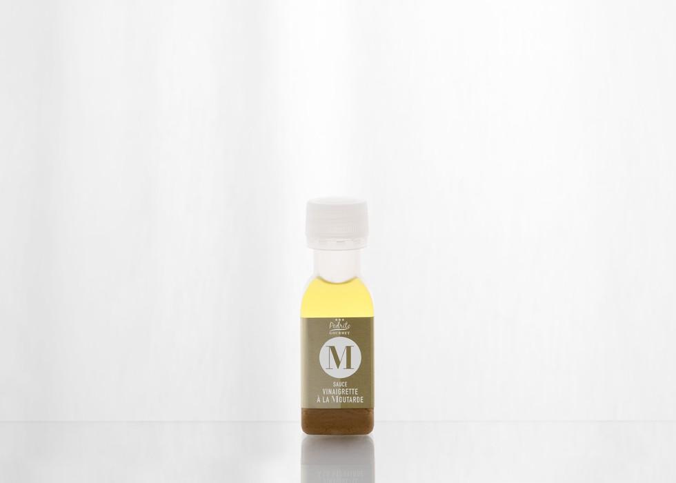Sauce Vinaigrette à la Moutarde 20ml (par 352 unités)