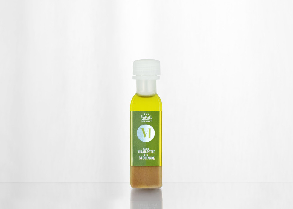 Sauce Vinaigrette à la Moutarde 30ml