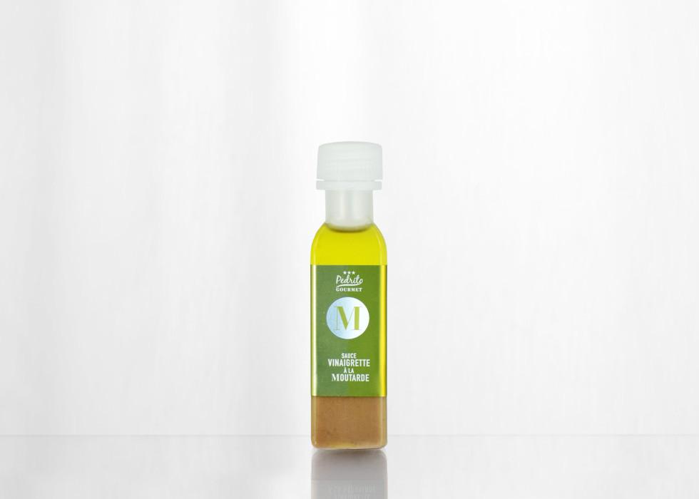 Sauce Vinaigrette à la Moutarde 30ml