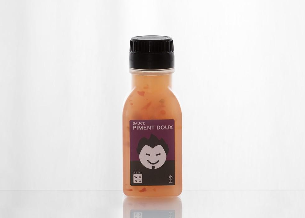 Sauce Piment Doux PETIT WANG 100ml (par 24 unités)