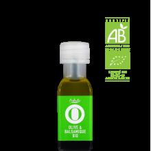 BIO Huile d'Olive et Vinaigre Balsamique 20ml (Boite distributrice de 96 bouteilles)